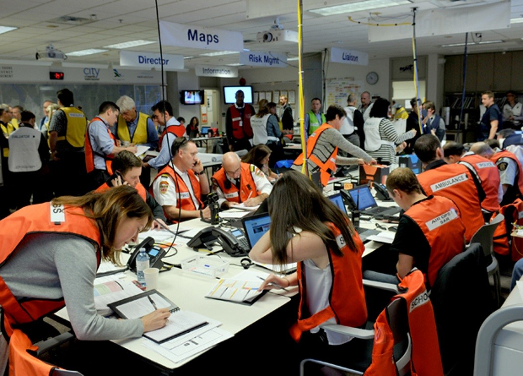 ACTIVATING THE EMERGENCY OPERATIONS CENTRE
